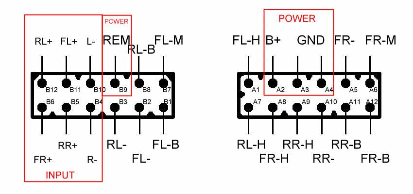 Factory Amp Bypass  My Way - Lots Of Pics